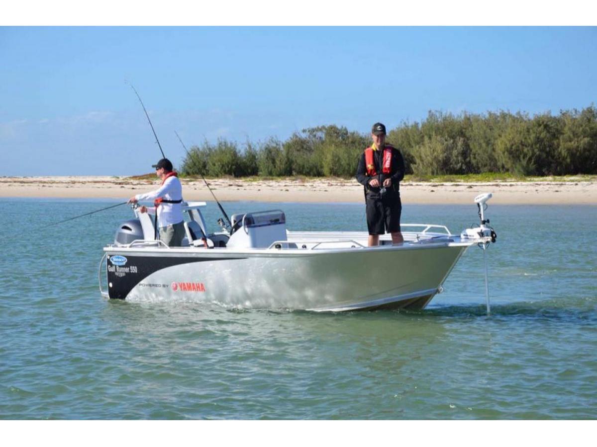 Gulf Runner 490 to 580 Series