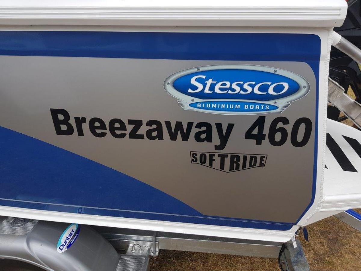 Stessco 460 Breezaway