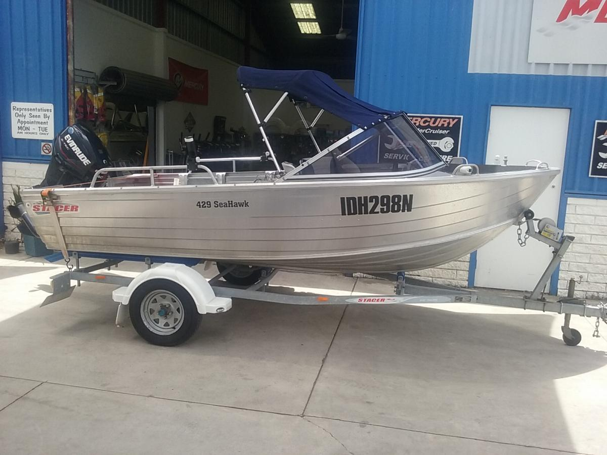 2007 Stacer 429 Seahawk