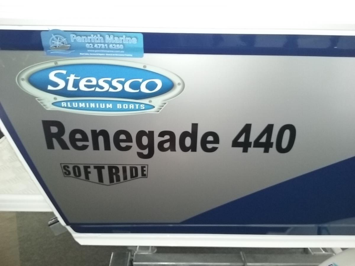 2018 Stessco 440 Renegade