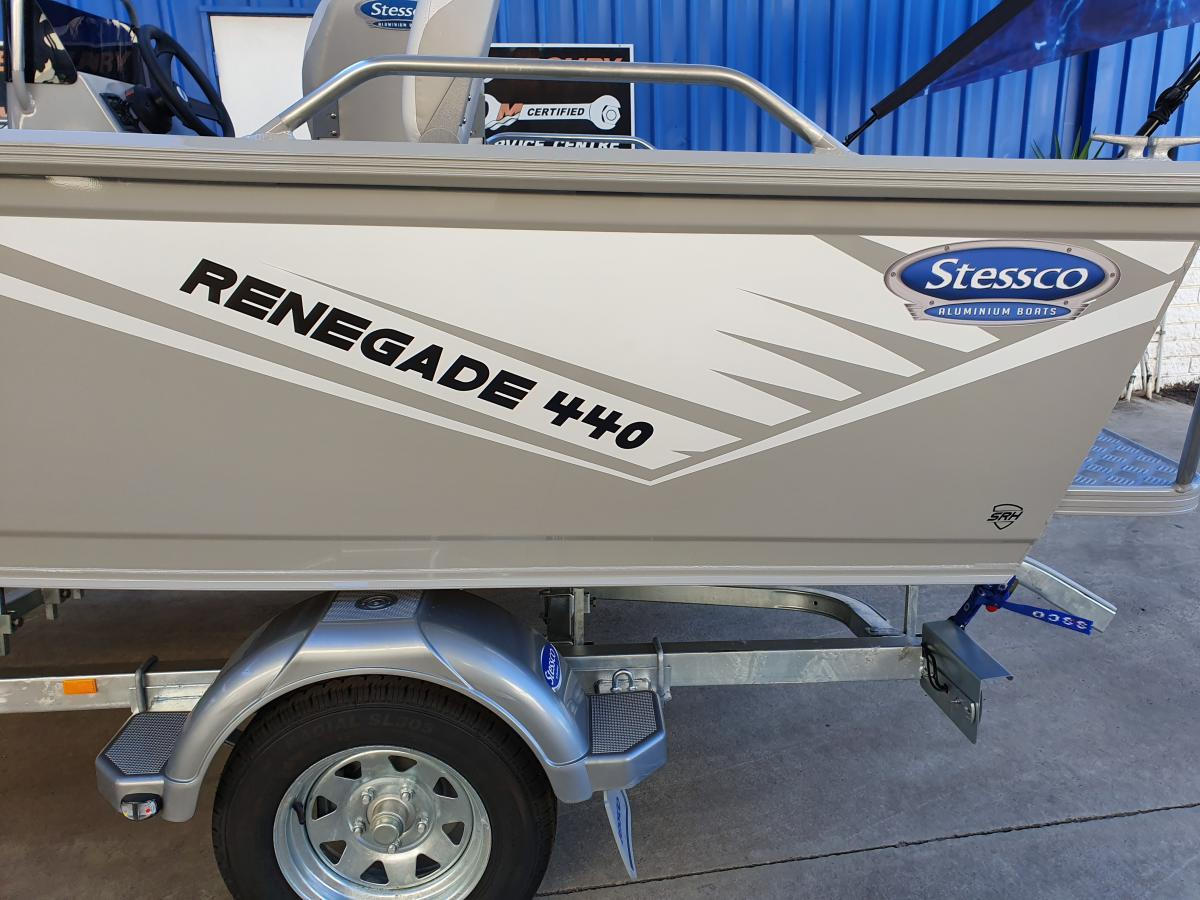 NEW Stessco Renegade 440