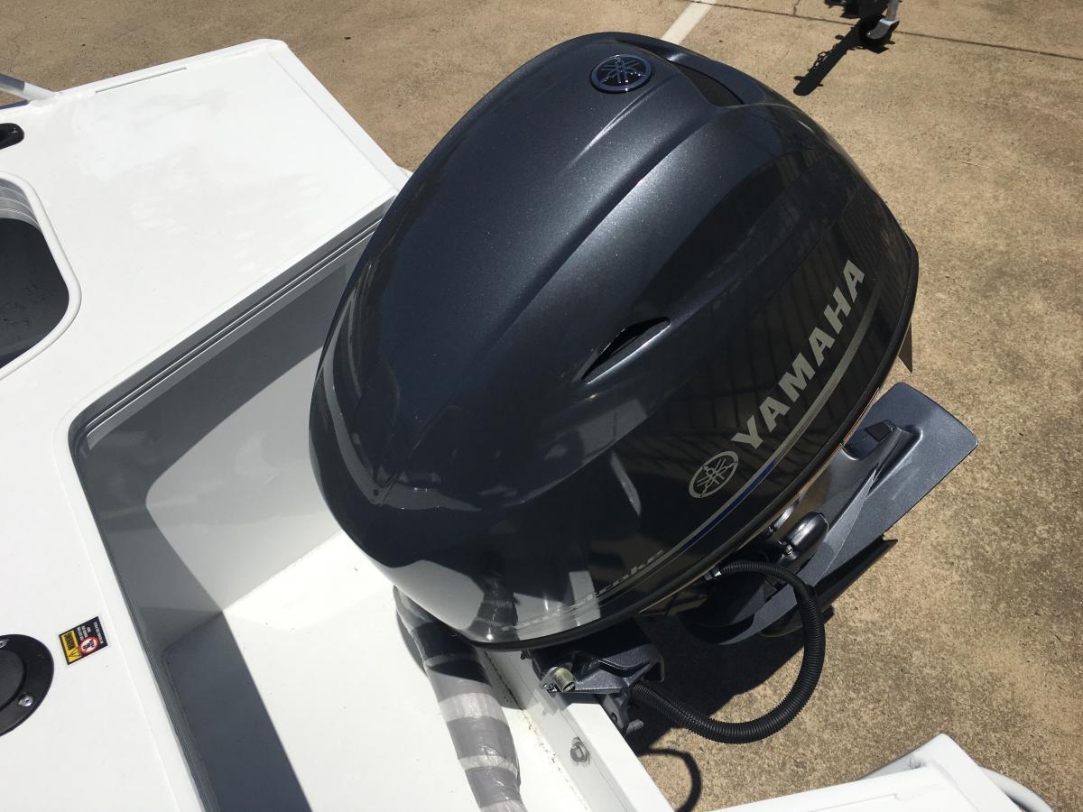 Quintrex 460 Renegade T/S