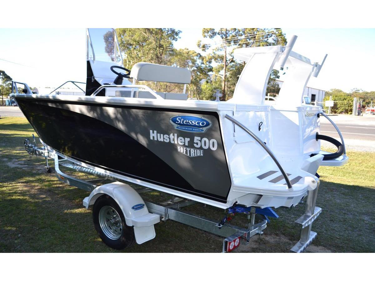 HUSTLER SERIES 460/480/500