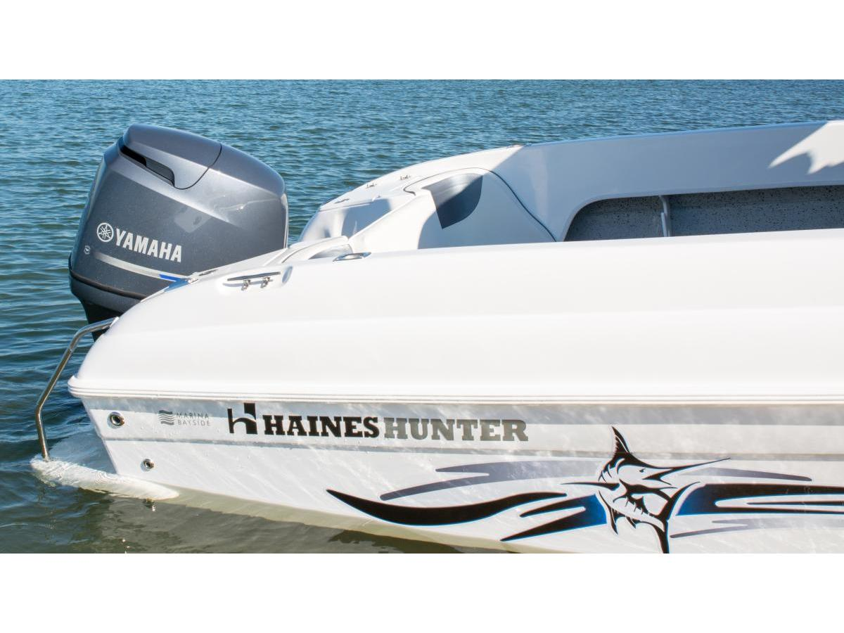 Haines Hunter 520R - Floor Stock SALE