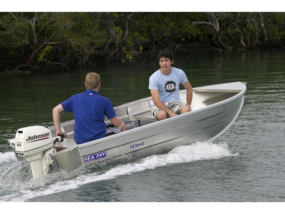 Sea Jay 3.5 Nomad HS Yamaha