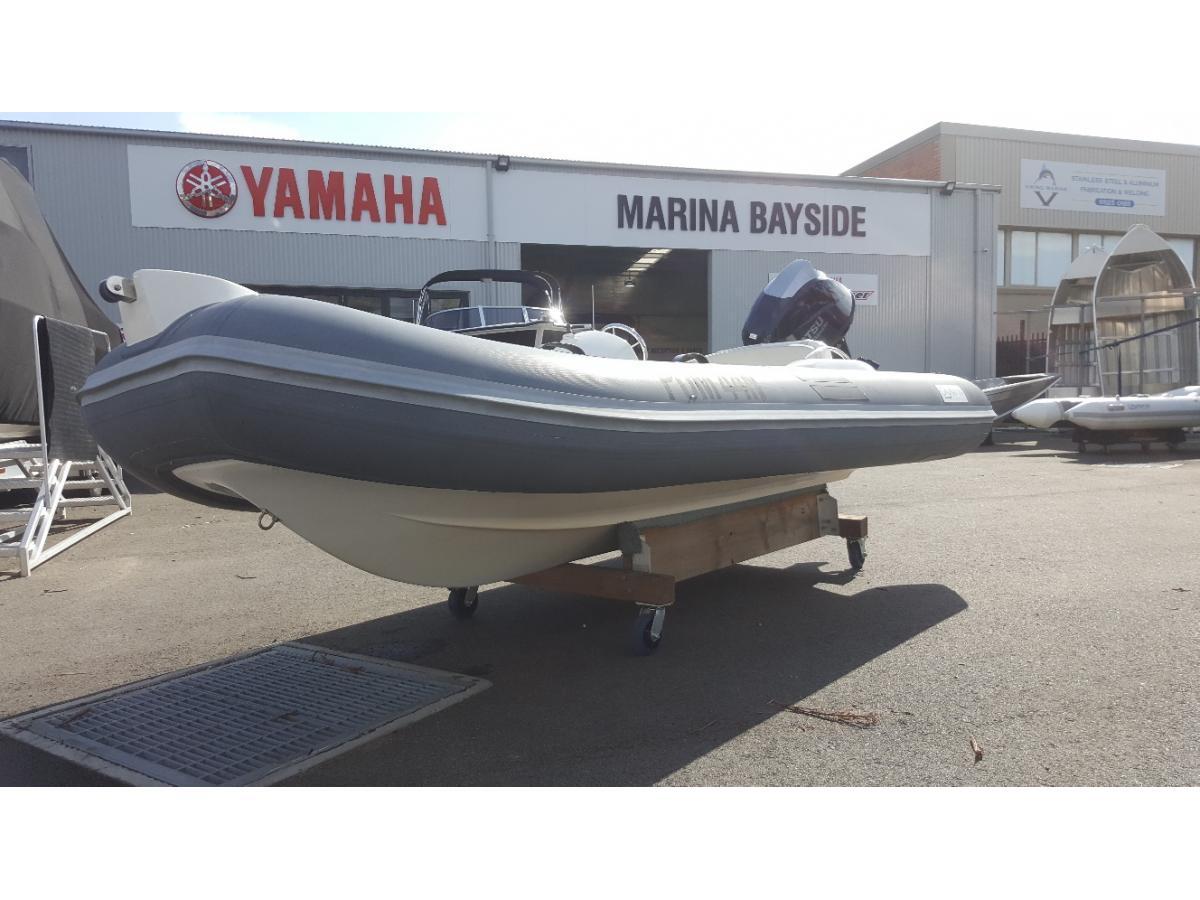 2015 Cayman 430 RIB
