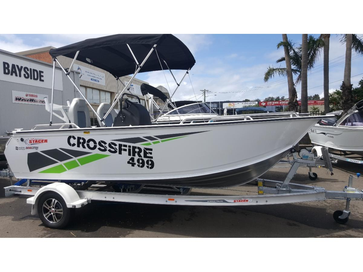 Stacer 499 Crossfire SC