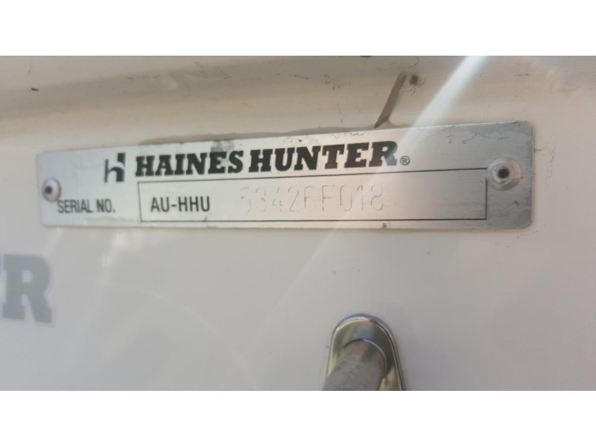 USED 2018 Haines Hunter 535 ProFish