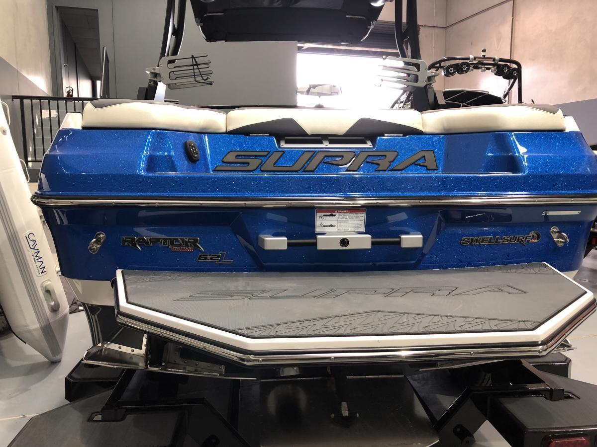 SUPRA SR 400