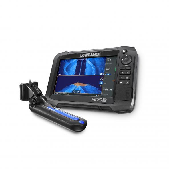 HDS-7 Carbon ROW TotalScan Bundle | AB Marine