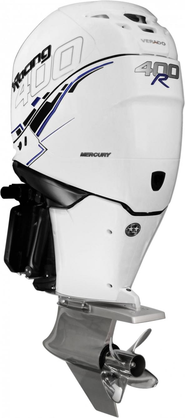 Mercury Verado 400R (Racing) | Channel Marine