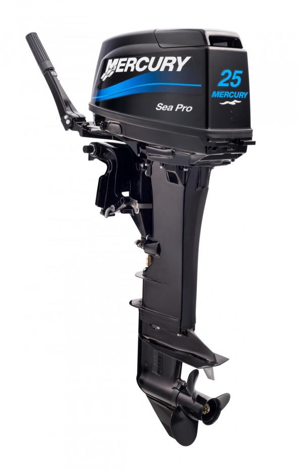 mercury 25 hp sea pro penrith marine