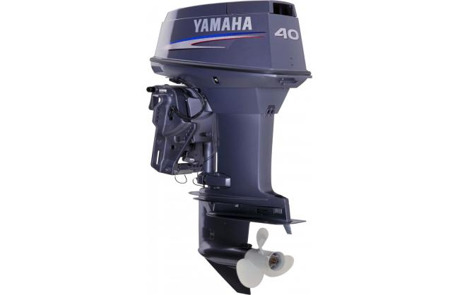 Yamaha 2 stroke mid power rising sun marine for Lightweight outboard motors for sale