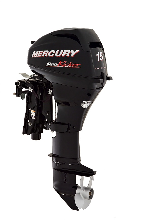 Mercury 15 HP ProKicker Fourstroke