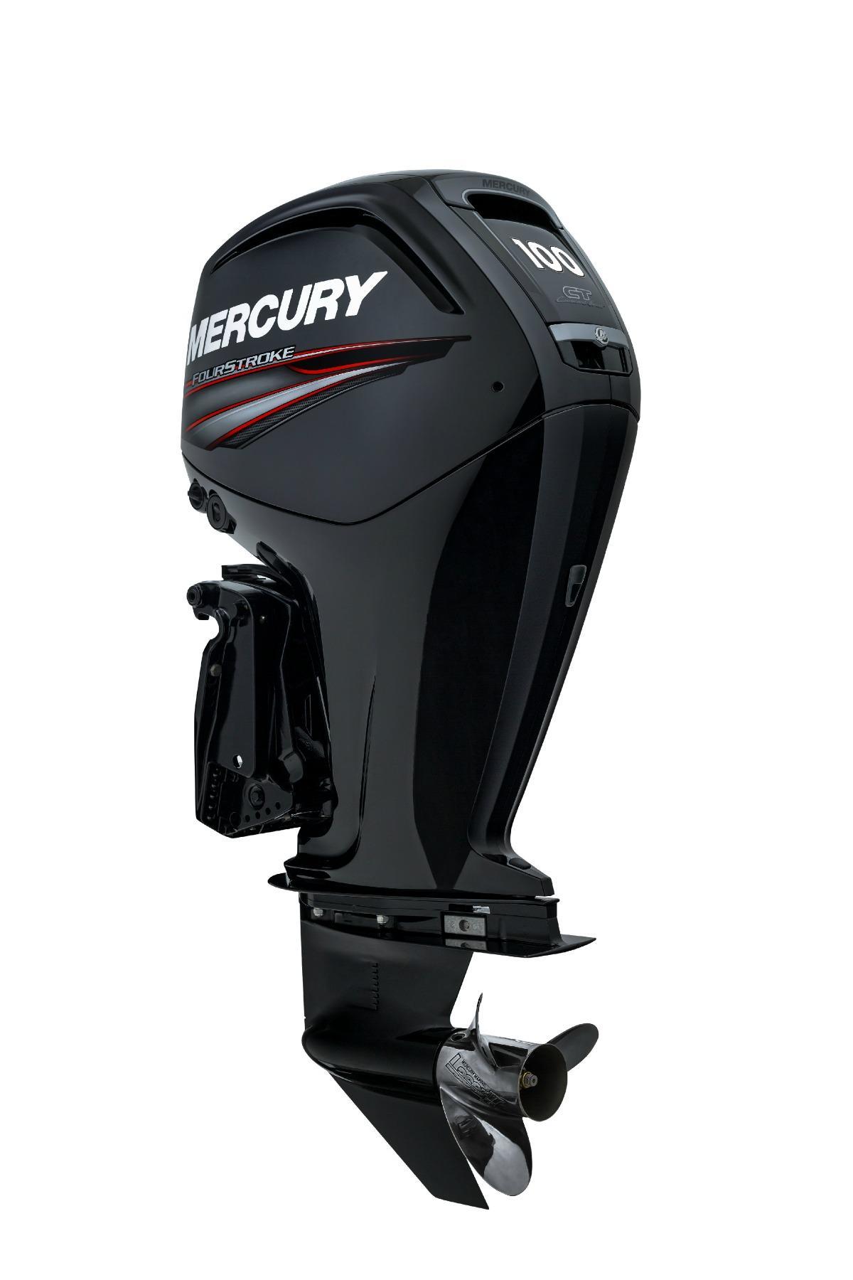 Mercury 100 HP EFI CT Fourstroke