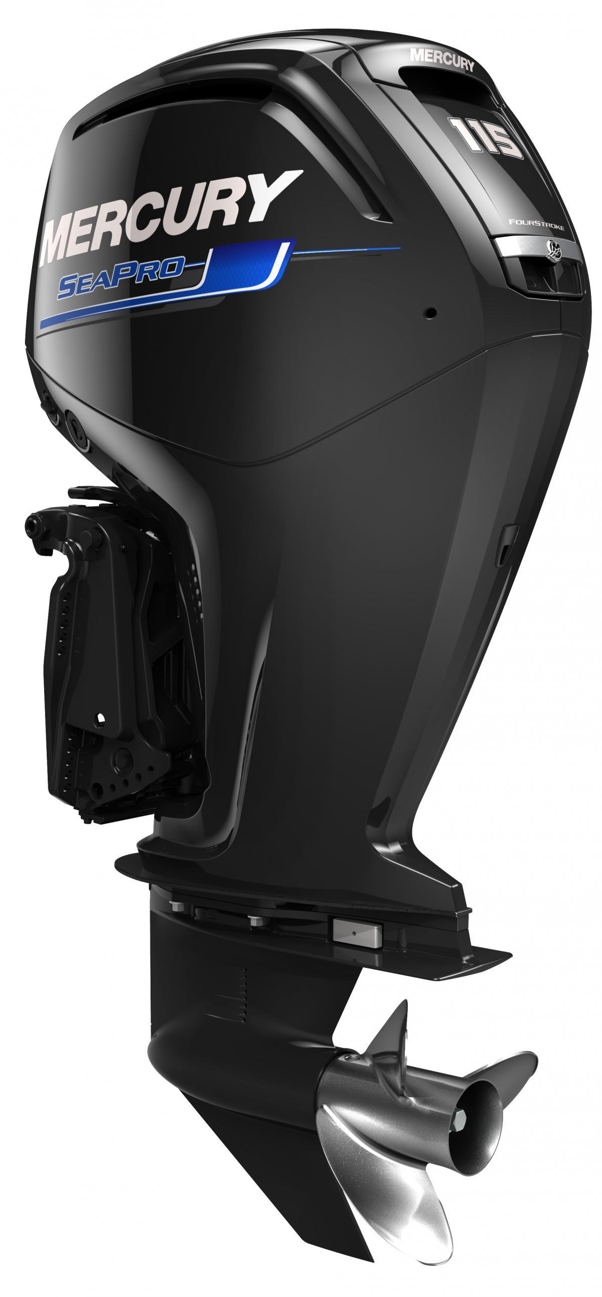 Mercury 115 HP Sea Pro Fourstroke
