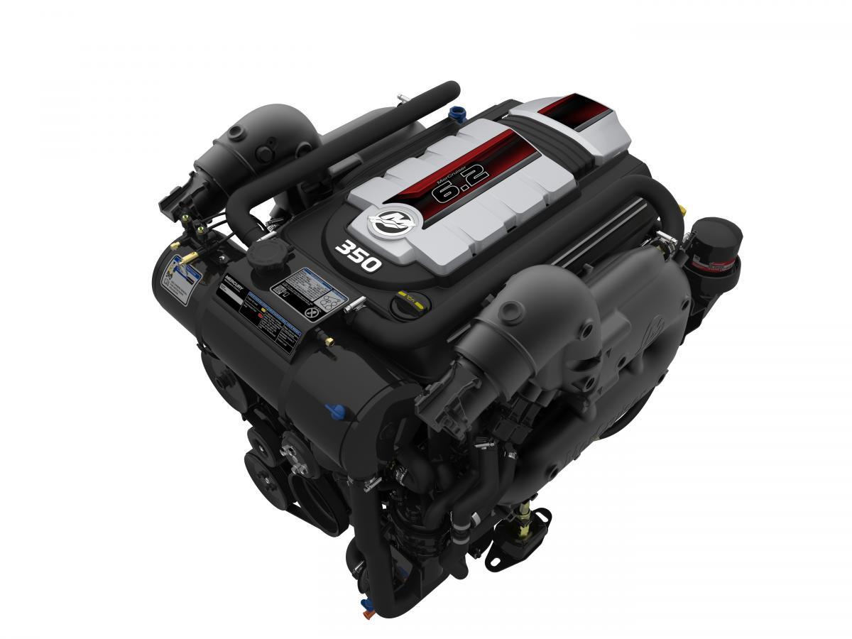 Mercruiser 6.2L 350 HP Inboard
