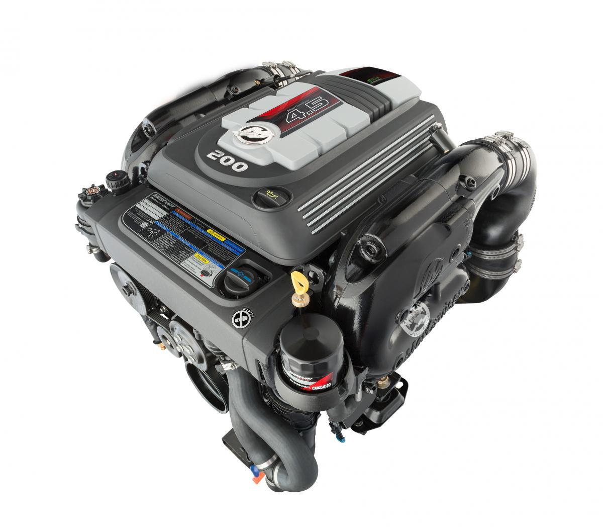 Mercruiser Sterndrive 4.5L MPI 200 HP